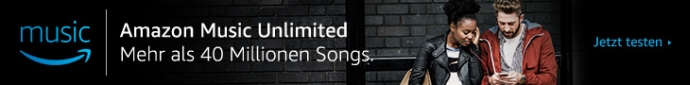 Amazon Music Unlimited - 40 Millionen Songs, jetzt testen