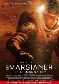 Der Marsianer: Rettet Mark Watney 3D